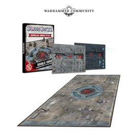 GAMES WORKSHOP WAR 99220907002 BLOOD BOWL SHAMBLING UNDEAD PITCH