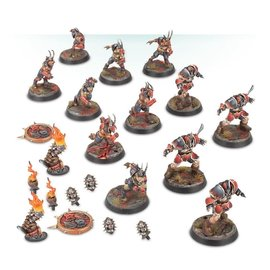 GAMES WORKSHOP WAR 99120901001 BLOOD BOWL THE DOOM LORDS