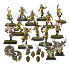 GAMES WORKSHOP WAR 99120904001 BLOOD BOWL ATHELORN AVENGERS TEAM