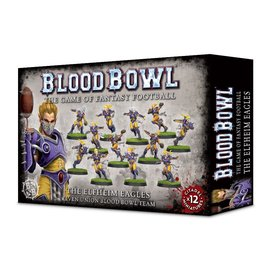 GAMES WORKSHOP WAR 99120999003 BLOOD BOWL THE ELFHEIM EAGLES