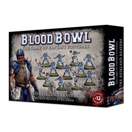 GAMES WORKSHOP WAR 99120902001 BLOOD BOWL THE REIKLAND REAVERS