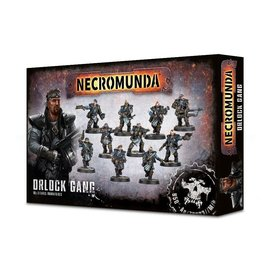 GAMES WORKSHOP WAR 99120599005 ORLOCK GANG