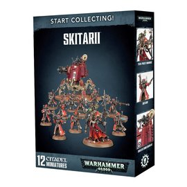 GAMES WORKSHOP WAR 99120116014 START COLLECTING SKITARII