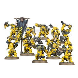 GAMES WORKSHOP WAR 99120209037 START COLLECTING IRONJAWZ WAR
