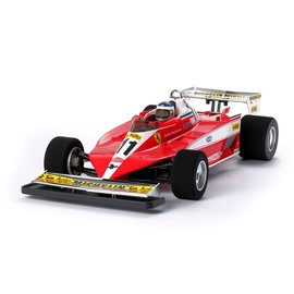 TAMIYA TAM 47374 Ferrari 312T3, F104W On Road  2WD KIT