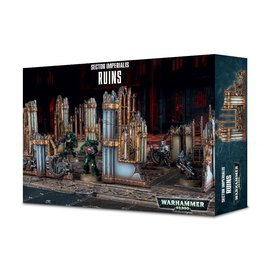 GAMES WORKSHOP WAR 99120199056 SECTOR IMPERIALIS RUINS