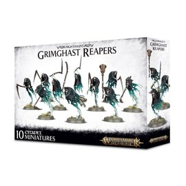 GAMES WORKSHOP WAR 99120207065 NIGHTHAUNT GRIMGHAST REAPERS