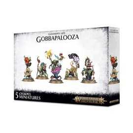 GAMES WORKSHOP WAR 99120209054 GLOOMSPITE GOBAPALOOZA