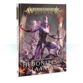 GAMES WORKSHOP WAR 60030201021 AOS CHAOS BATTLETOME HEDONITES OF SLAANESH