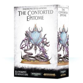 GAMES WORKSHOP WAR 99129915054 DAEMONS OF SLAANESH THE CONTORTED EPITOME