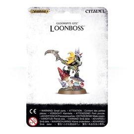 GAMES WORKSHOP WAR 99070209006 LOONBOSS GLOOMSPITE GITZ
