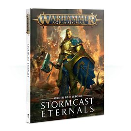 GAMES WORKSHOP WAR 60030218006 AOS ORDER BATTLETOME STORMCAST ETERNALS