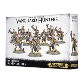 GAMES WORKSHOP WAR 99120218021 STORMCAST VANGUARD HUNTERS