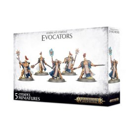 GAMES WORKSHOP WAR 99120218039 STORMCAST ETERNALS EVOCATORS