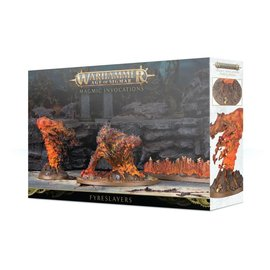 GAMES WORKSHOP WAR 99120205034 AOS MAGMIC INVOCATIONS