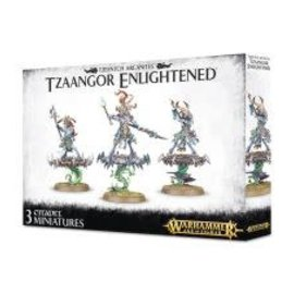 GAMES WORKSHOP WAR 991201064 TZEENTCH ARCANITES TZAANGOR ENLIGHTENED