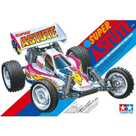 TAMIYA TAM 47381 SUPER ASTUTE KIT