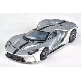 AFX AFX 22012 Ford GT Silver/Black SLOT CAR