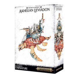 GAMES WORKSHOP WAR 99120219009 IDONETH DEEPKIN AKHELIAN LEVIADON