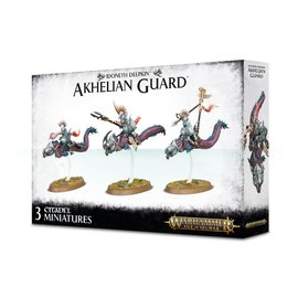 GAMES WORKSHOP WAR 99120219008 IDONETH DEEPKIN AKHELIAN GUARD