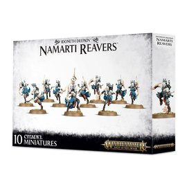GAMES WORKSHOP WAR 99120219010 IDONETH DEEPKIN NAMARTI REAVERS
