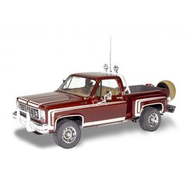 REVELL USA RMX 854486  1976 CHEVY SPORT PICKUPUP 1/25 SCALE