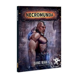 GAMES WORKSHOP WAR 60040599012 NECROMUNDA GANG WAR 1 SUPPLEMENT