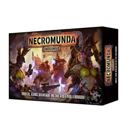 GAMES WORKSHOP WAR 60010599001 NECROMUNDA UNDERHIVE SET