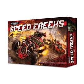 GAMES WORKSHOP WAR 60010603001 SPEEDFREEKS BOX SET