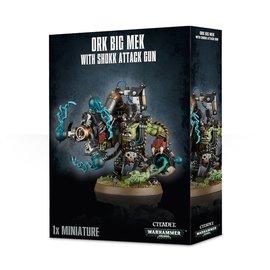 GAMES WORKSHOP WAR 99810103010 BIG MEK SHOKK 40K
