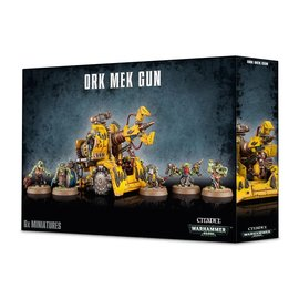 GAMES WORKSHOP WAR 99120103029 ORK MEK GUN 40K