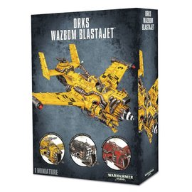 GAMES WORKSHOP WAR 99120103043 ORK WAZBOM BLASTJET 40K