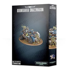 GAMES WORKSHOP WAR 99120103062 ORKS BOOMDAKKA SNAZZWAGON