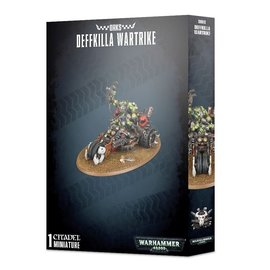 GAMES WORKSHOP WAR 99120103063 ORKS DEFFKILLA WARTRIKE