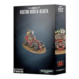 GAMES WORKSHOP WAR 99120103064 ORK KUSTOM BOOSTA BLASTA