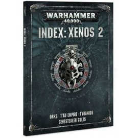 GAMES WORKSHOP WAR 60040199087 INDEX: XENOS 2