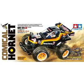 TAMIYA TAM 58666 COMICAL HORNET WR-02CB KIT