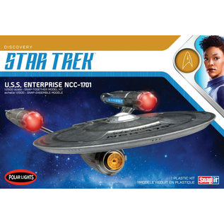 POLAR LIGHTS POL 971 1/2500 Star Trek Discovery USS Enterprise, Snap
