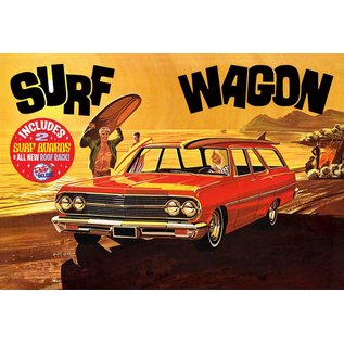 AMT AMT 1131 SURF WAGON 1965 CHEVELLE WAGON MODEL KIT 1/25