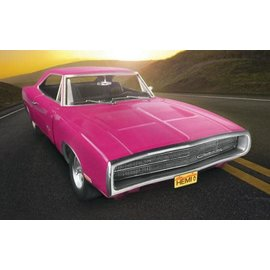 REVELL USA RMX 854381 1970 DODGE CHARGER R/T MODEL KIT