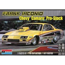 MON 854483 1/24 Iaconio Chevrolet Camaro Pro-Stock