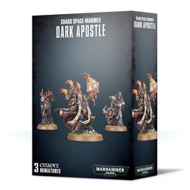 GAMES WORKSHOP WAR 99120102099 CHAOS SPACE MARINES DARK APOSTLE