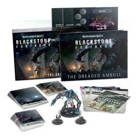 GAMES WORKSHOP WAR 60010699016 BLACKSTONE FORTRESS THE DREADED AMBULL