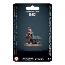 GAMES WORKSHOP WAR 99070117008 GENESTEALER CULTS NEXOS