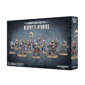 GAMES WORKSHOP WAR 99120117004 GC NEOPHYTE HYBRIDS