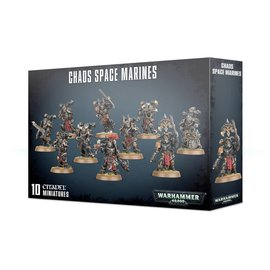 GAMES WORKSHOP WAR 99120102098 CHAOS SPACE MARINES
