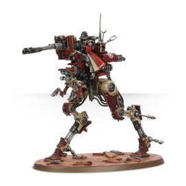 GAMES WORKSHOP WAR 99120116017 ADEPTUS MECHANICUS IRONSTRIDER