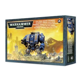 GAMES WORKSHOP WAR 99120101083 SPACE MARINE VENERABLE DREADNOUGHT
