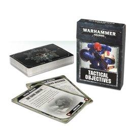 GAMES WORKSHOP WAR 60220199010 TACTICAL OBJECTIVES