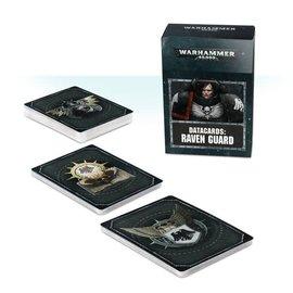 GAMES WORKSHOP WAR 60220101017 DATACARDS RAVEN GUARD
